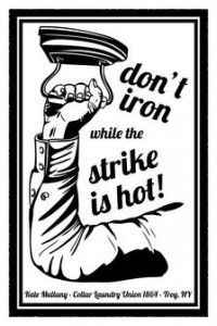 Don't Iron While the Strike is Hot