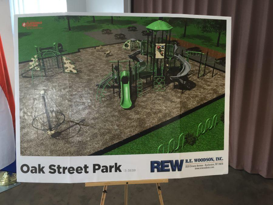 Oak Street Park Albany Community Foundation