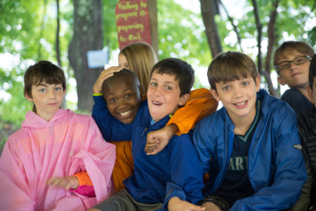 "Kids have a great summer at Catholic Charities' Camp Scully in Wynantskill. Since 2010, the McCarthy Charities have funded dozens of ""camperships"" for local children from low-income familes, making it possible for them to attend Camp Scully."