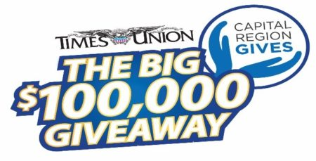Times Union Announces the Big $100,000 Giveaway