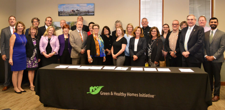 The Community Foundation for the Greater Capital Region proudly serves as lead convener for the Capital Region Green & Healthy Homes Initiative Partnership.
